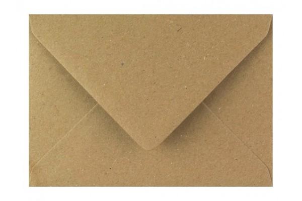 Poštová obálka piesková