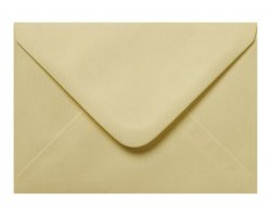 Poštová obálka krémová