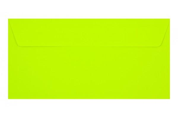 Neónová obálka žltá