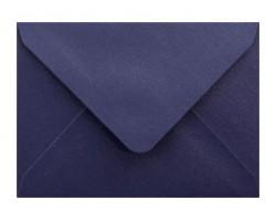 Metalická (perleťová) obálka tmavá modrá