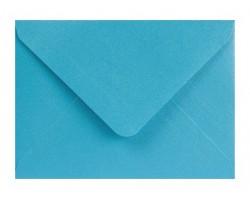 Metalická (perleťová) obálka modrá