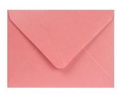 Metalická (perleťová) obálka ružová